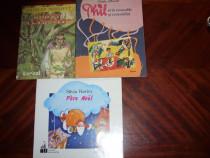 Trei carti pentru copii in limba franceza ( cu ilustratii )*