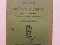 Morala si stiinta - Henri Poincare 1924 / C21P