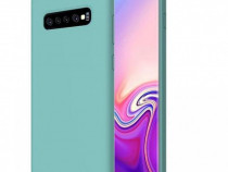Husa Telefon Silicon Samsung Galaxy S10 Plus g975 Liquid Tur