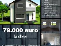 Berceni, casa single, 150 mp, 3 dormitoare Central