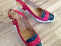 Pantofi piele 37