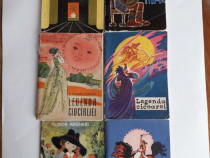 Lot 6 carticele vintage cu povesti / C3P