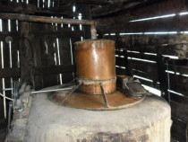 Cazan din cupru de 800 litri