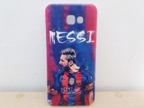 Lionel Messi-husa telefon Samsung Galaxy A7-2017, noua!