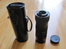Obiectiv Sun-Zoom 1:4.5,85-210mm+Filtru UV 58mm-ieftin