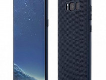 Husa Telefon Plastic Samsung Galaxy S8 Plus g955 Mesh Dark B