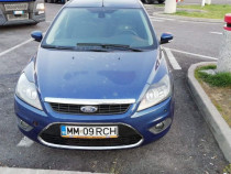 Ford focus 2.0 tdci 136 cp 6 trepte