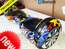 Hoverboard Electric Wheel 2x500w Bluetooth-Telecomanda-Geant