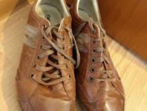 Pantofi piele geox 41