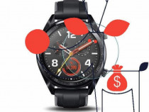 Folie sticla Huawei Watch GT, Tempered Glass, protectie ecra