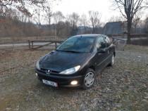 Peugeot 206 recent adus in tara variante +/-