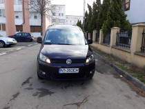 VW caddy maxi,7 locuri,2012