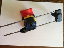 Sablon mobila din plastic dur pentru dibluire 6mm 8mm 10mm