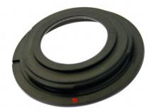 Adaptor M42 - Nikon (F mount) cu lentila corectie +capac