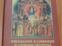 Spiritualitate si comuniune in Liturghia Ortodoxa Staniloae