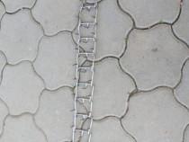 Model nou zgarda cu tepi din inox de 4 mm pentru caini