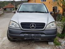 Mercedes ML 3,0benzină piese