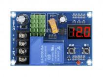 Controler incarcare baterii panou solar fotovoltaic 12V 30A