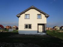 Casa noua P+M Zimandcuz, Arad central