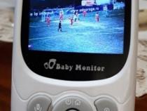 Video Baby interfon digital distanta 100m