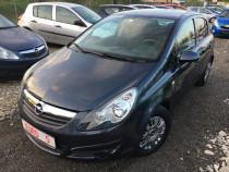 Opel corsa 2010 benzina - euro 5 -posibilitate rate-