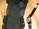 Orteza sporlastic mobila de genunchi cu atele metalice