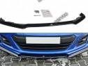 Prelungire splitter bara fata Subaru BRZ Facelift 2017- v6