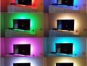 Kit banda led rgb lumina ambientala tv,monitor,mobilier etc