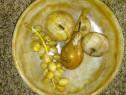 Platou cu fructe din Onyx unicat