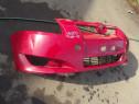 Bara fata Toyota Auris rosie spoiler fata auris rosu