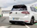 Prelungire difuzor bara spate VW Golf 7 GTI ClubSport v9