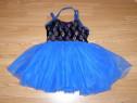 Costum carnaval serbare rochie dans balet gala 6-7 ani