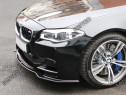 Prelungire splitter bara fata BMW Seria M5 F10 F11 11-16 v2