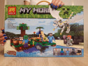 Set de 318 piese lego Minecraft - My World ( LELE 33243 )