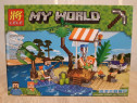 Set de 179 piese lego Minecraft - My World ( LELE 33167-A )
