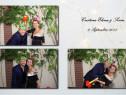 Cabina foto profesionala - ideala pentru evenimente festive