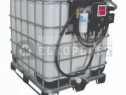 Bazin rezervor cu pompa motorina