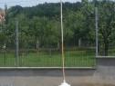 Lustra pendul, 1 bec, sticla Murano, 29/34, L: 90 cm