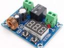 Protectie descarcare baterie acumulator auto solara 12V 24V