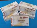 Manusi nepudrate dr. mayer albe din latex (100 buc)
