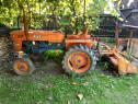 Tractor cu freza Fiat