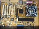 Placa de baza Asus A7V8X-X +Duron 800mhz