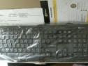 Tastatura multimedia usb noua, impecabila, garantie + bonus