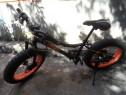 Bicicleta fat bike cu roti pe 20/4.0