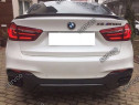 Prelungire bara spate BMW X6 F16 M50D 2014-2018 v1