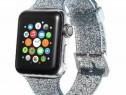 Curea silicon Apple Watch 38mm / 40mm, bratara ceas seria 1,