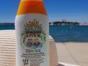 Emulsie de plaja pentru copii SPF 50 2 buc