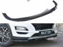 Prelungire splitter bara fata Hyundai Tucson MK3 2018- v1
