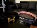 Curele unisex, Louis Vuitton si Hermes