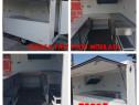 Rulota fast food mobilata,food truck 300x300x200cm Noua